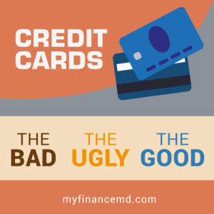 credit cards good or bad for