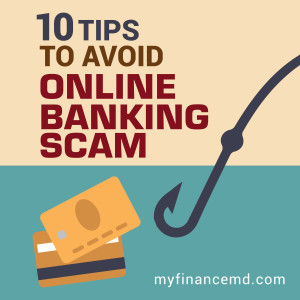 advice saving money online scams and how to avoid them
