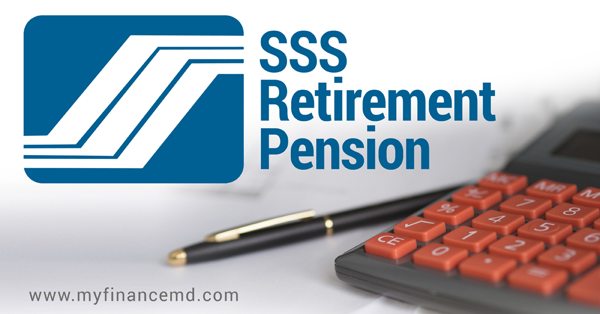 how to compute your sss retirement pension my finance md